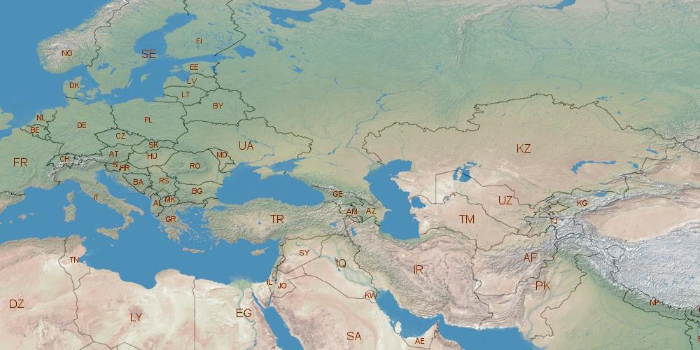 Dnde est Kazajistn